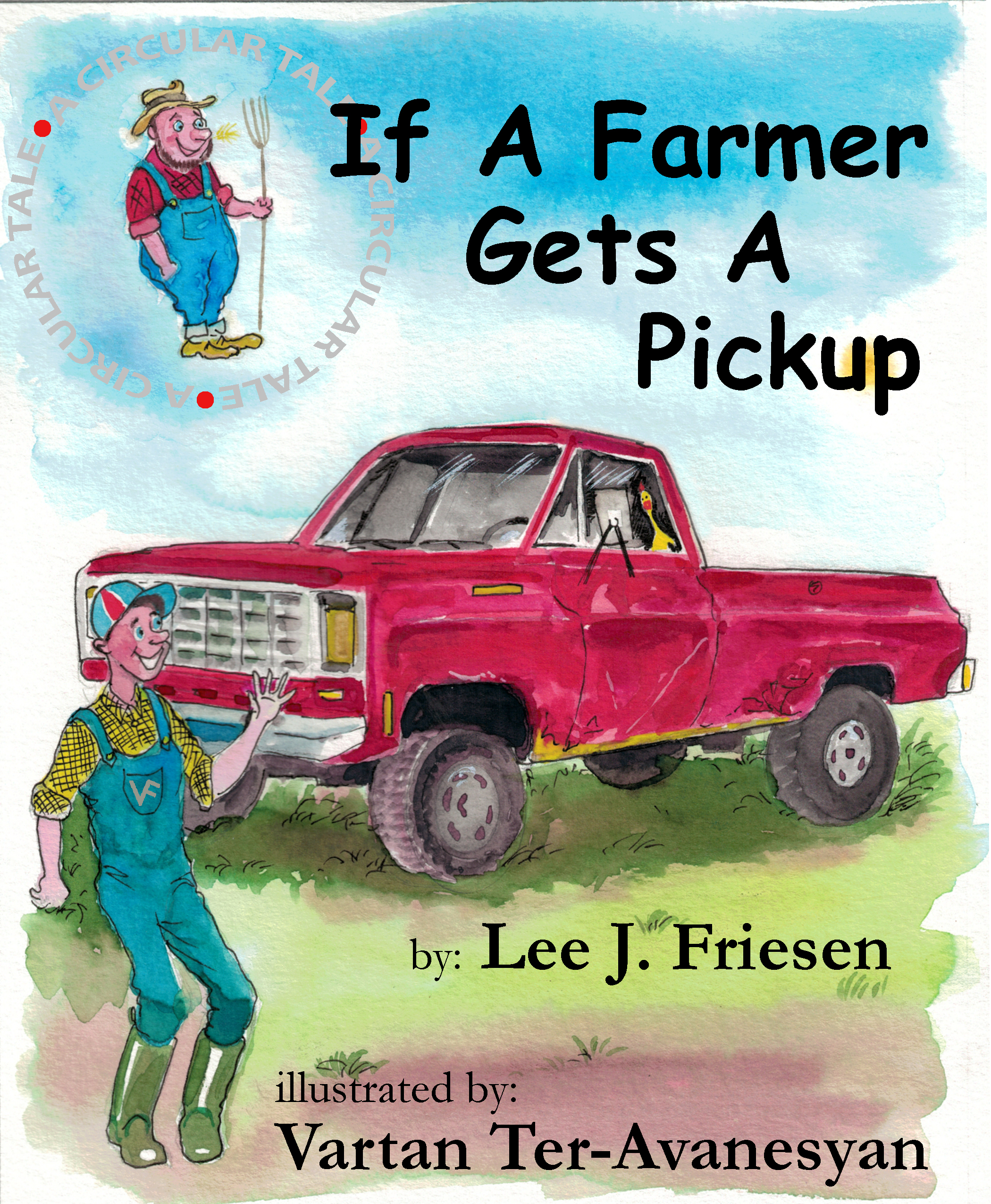 If A Farmer Gets A Pickup